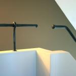 Smeedijzer traphekken balkonhekjes balustraudes en trapleuningen (15)
